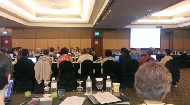 JBI Committee of Directors meeting